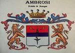 Отель AMBROSI 3*
