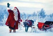 Страна Санта Клауса Лапландское приключение