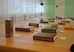 Выставка «Волшебный мир миниатюрной книги»